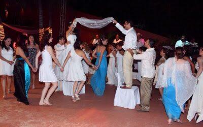 protocolo para una boda